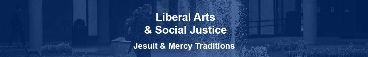 Detroit Mercy celebrates the  liberal arts & social justice in the Jesuit and Mercy traditions.