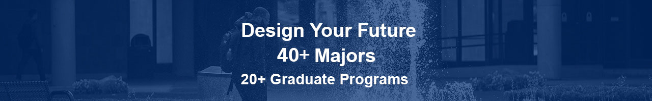 Build Your Boundless Future with Detroit Mercy's Many Undergraduate and Graduate Programs.